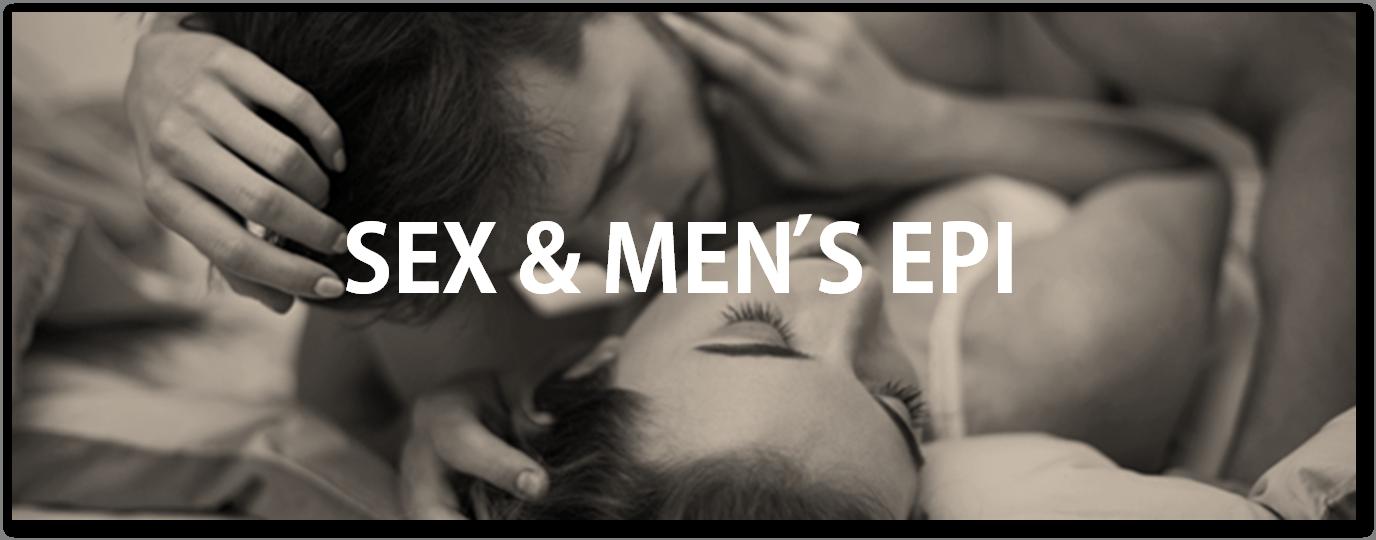メンズ脱毛とセックスについて