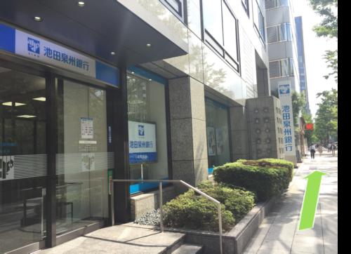 池田泉州銀行本町支店