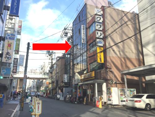 ココイチ南船場三丁目店・一風堂長堀店