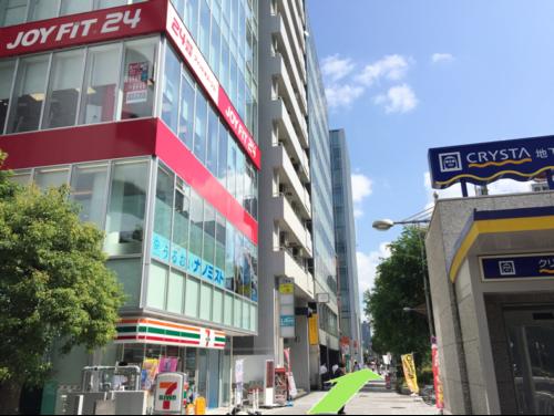 ジョイフィット24心斎橋